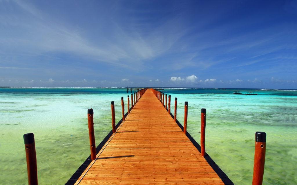 full hd wallpaper,sky,sea,pier,ocean,horizon