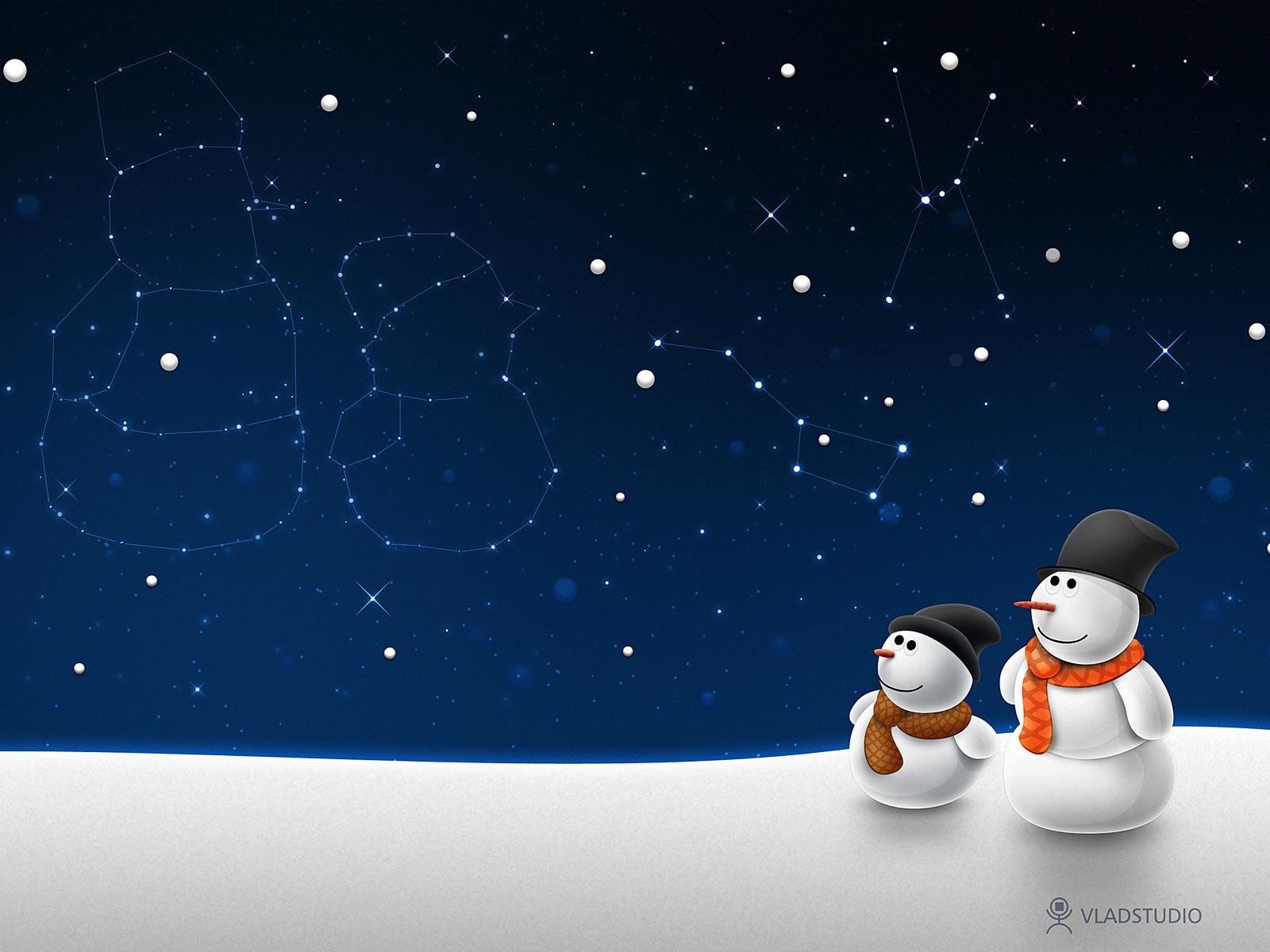 christmas wallpaper,snowman,cartoon,sky,winter,snow