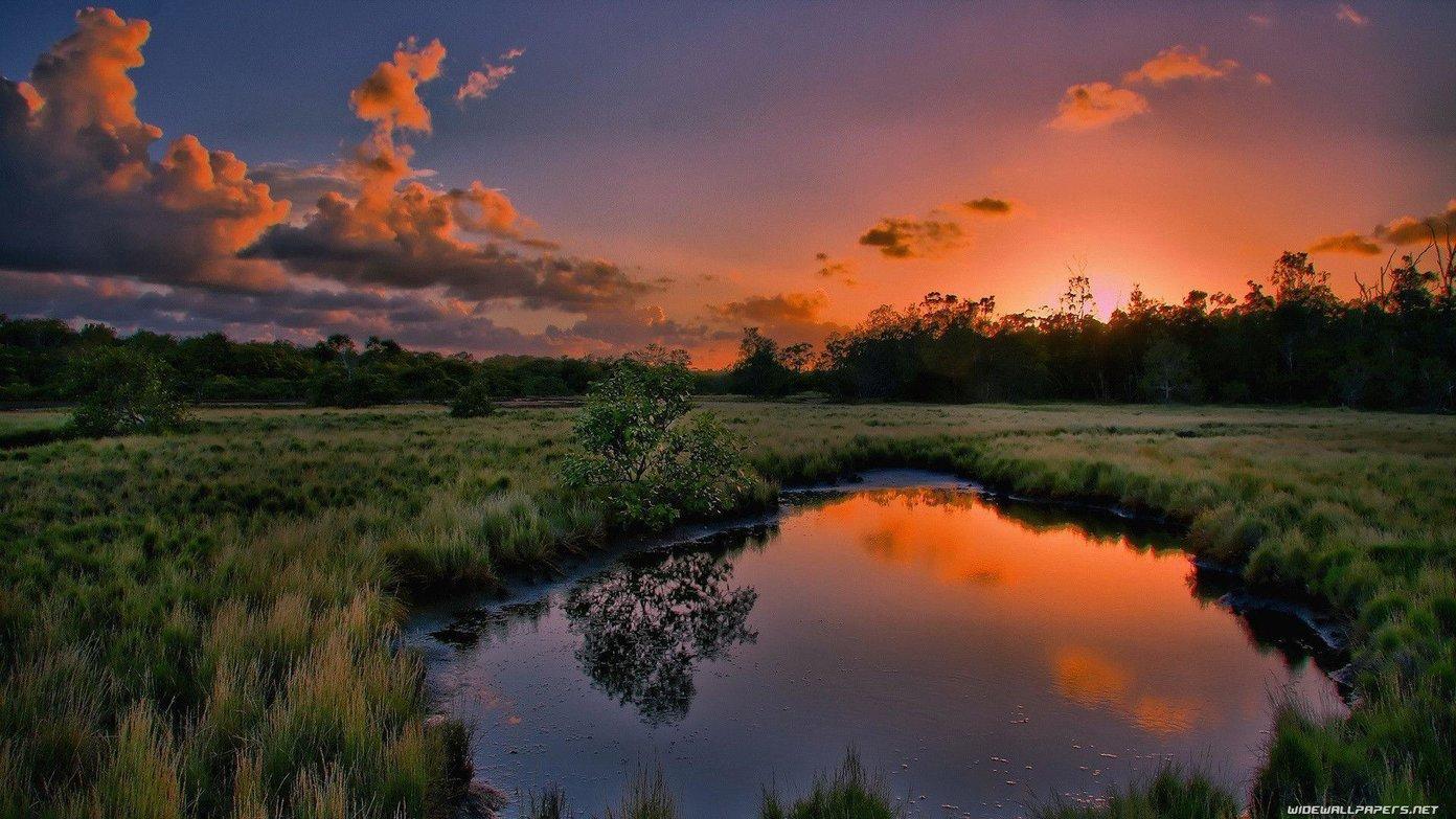 nature wallpaper,natural landscape,sky,nature,reflection,water