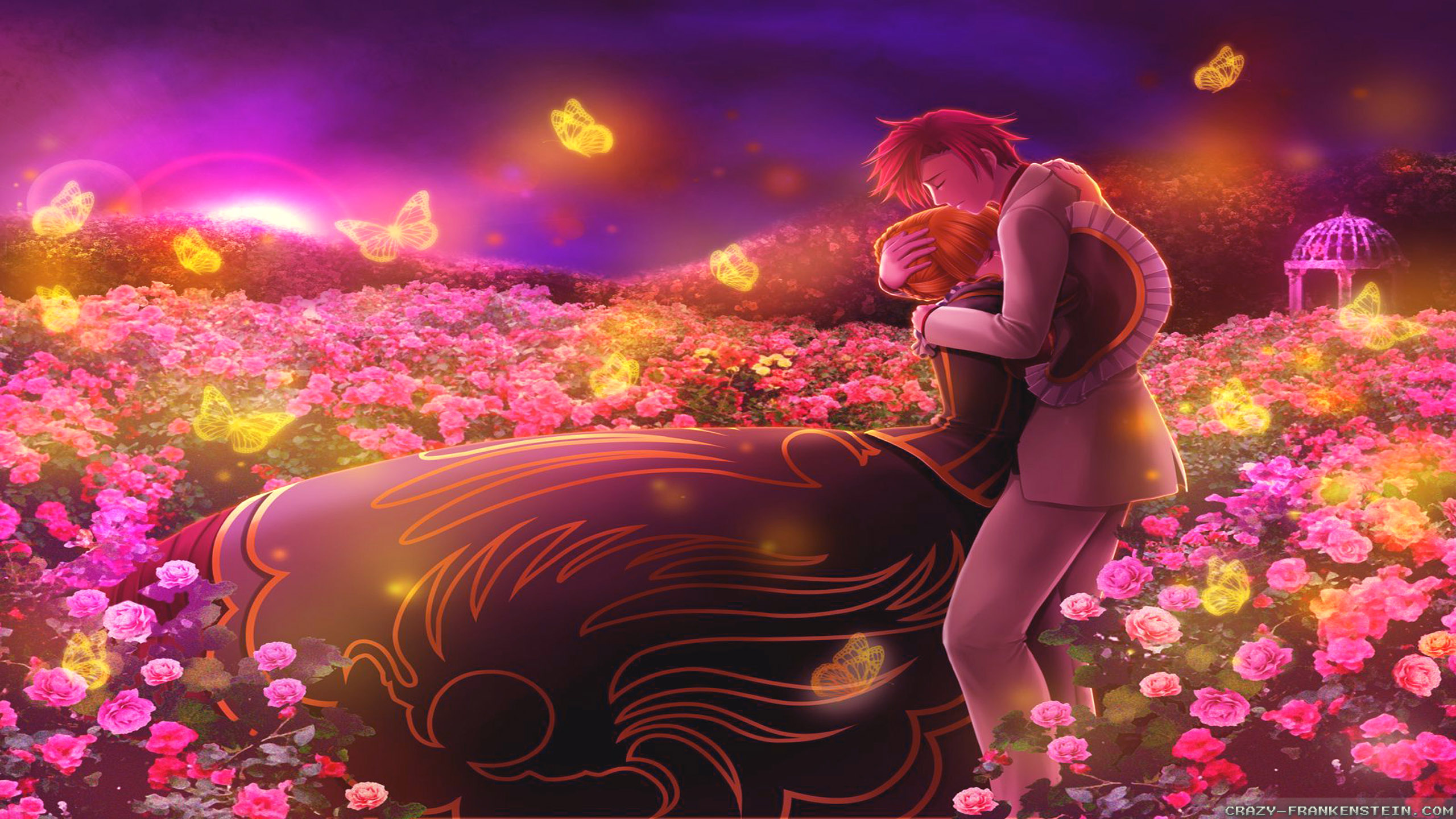 beautiful wallpapers,violet,purple,illustration,organism,love