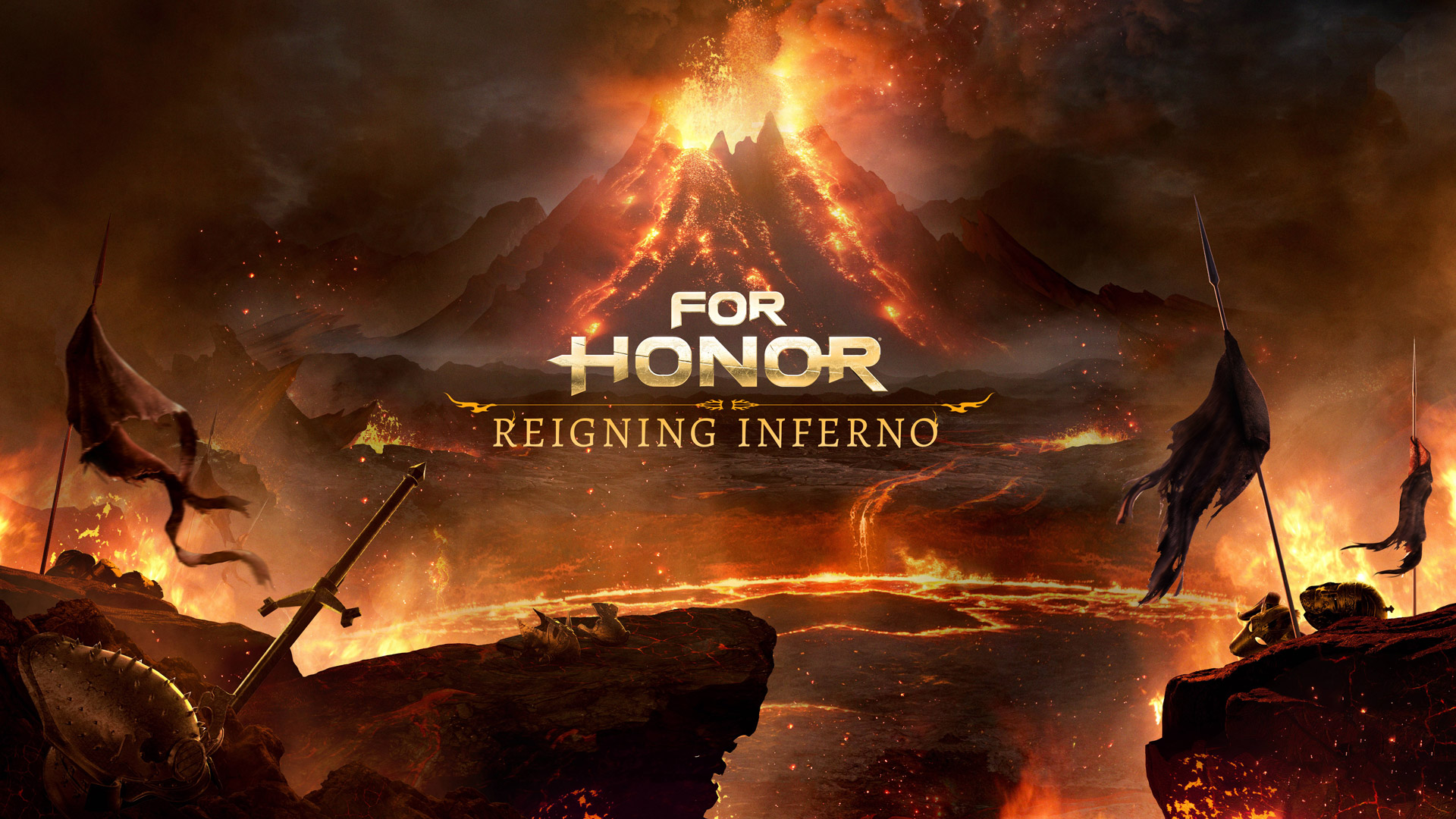 for honor wallpaper,flame,geological phenomenon,heat,fire,strategy video game