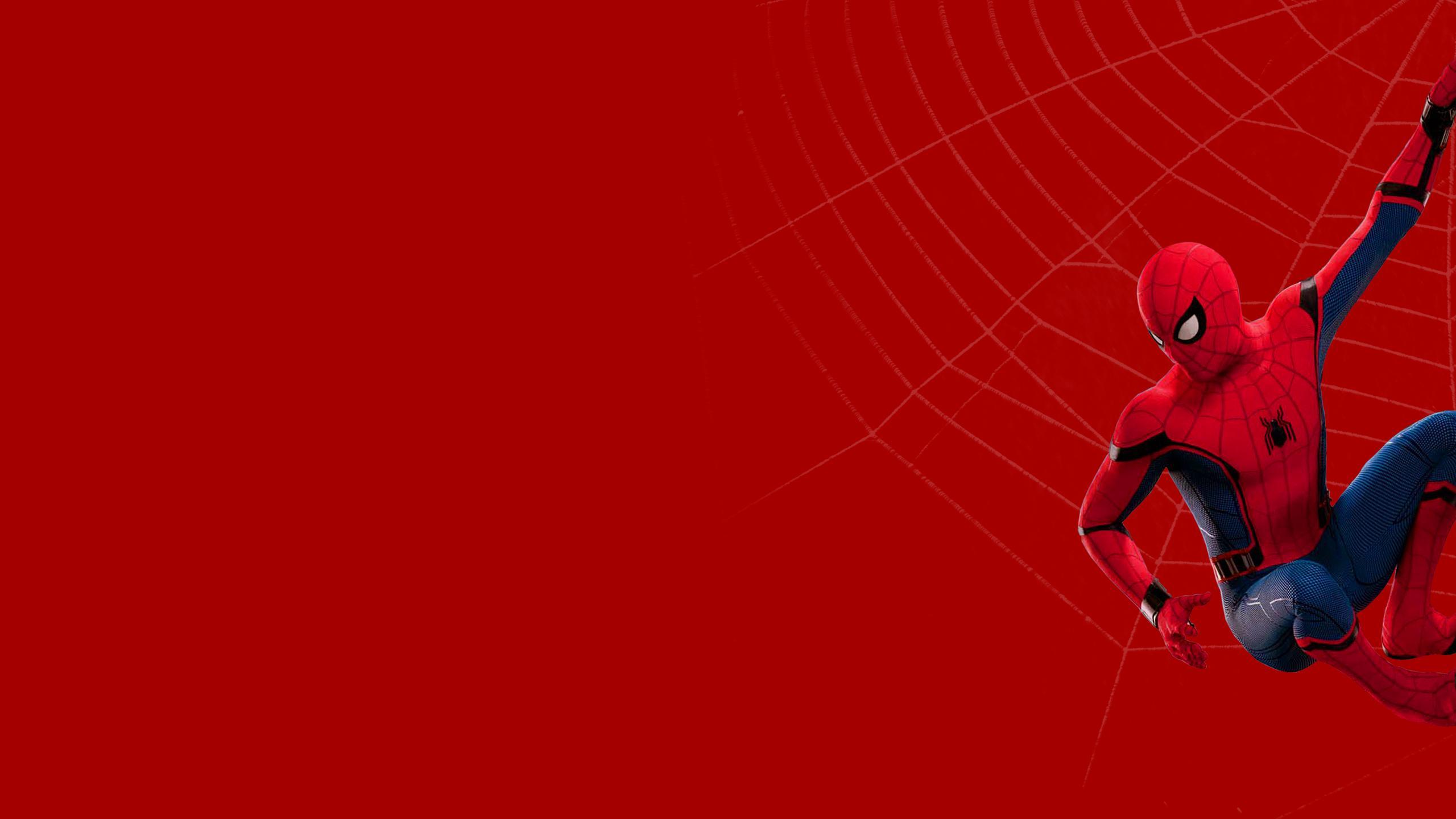 spiderman homecoming wallpaper,red,spider man,fictional character,superhero,deadpool