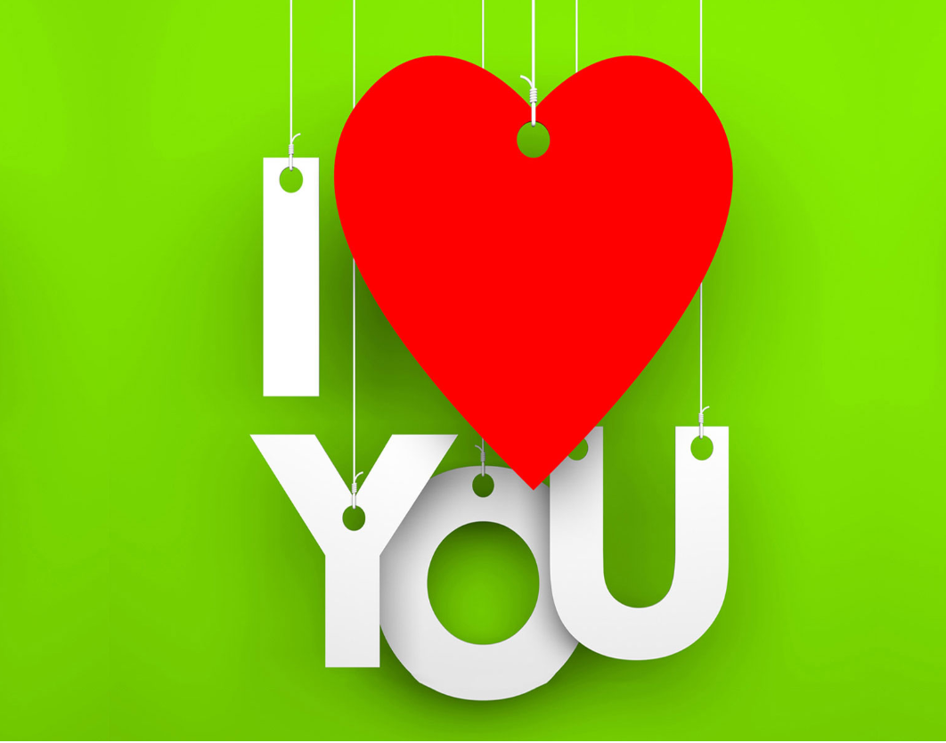 wallpaper download hd love,green,heart,red,text,love
