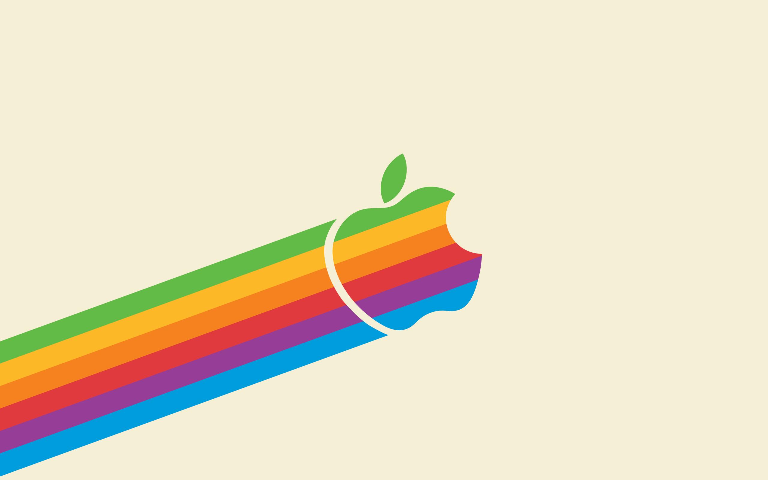 apple wallpaper hd,line,colorfulness,graphic design,graphics,diagram