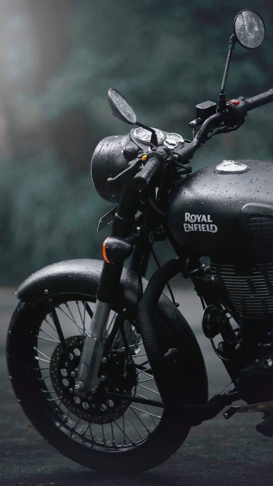 royal enfield bullet wallpaper,land vehicle,vehicle,motorcycle,motor vehicle,headlamp
