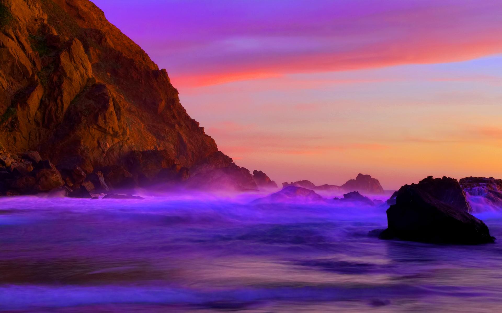 edge wallpaper hd,sky,nature,body of water,sea,natural landscape