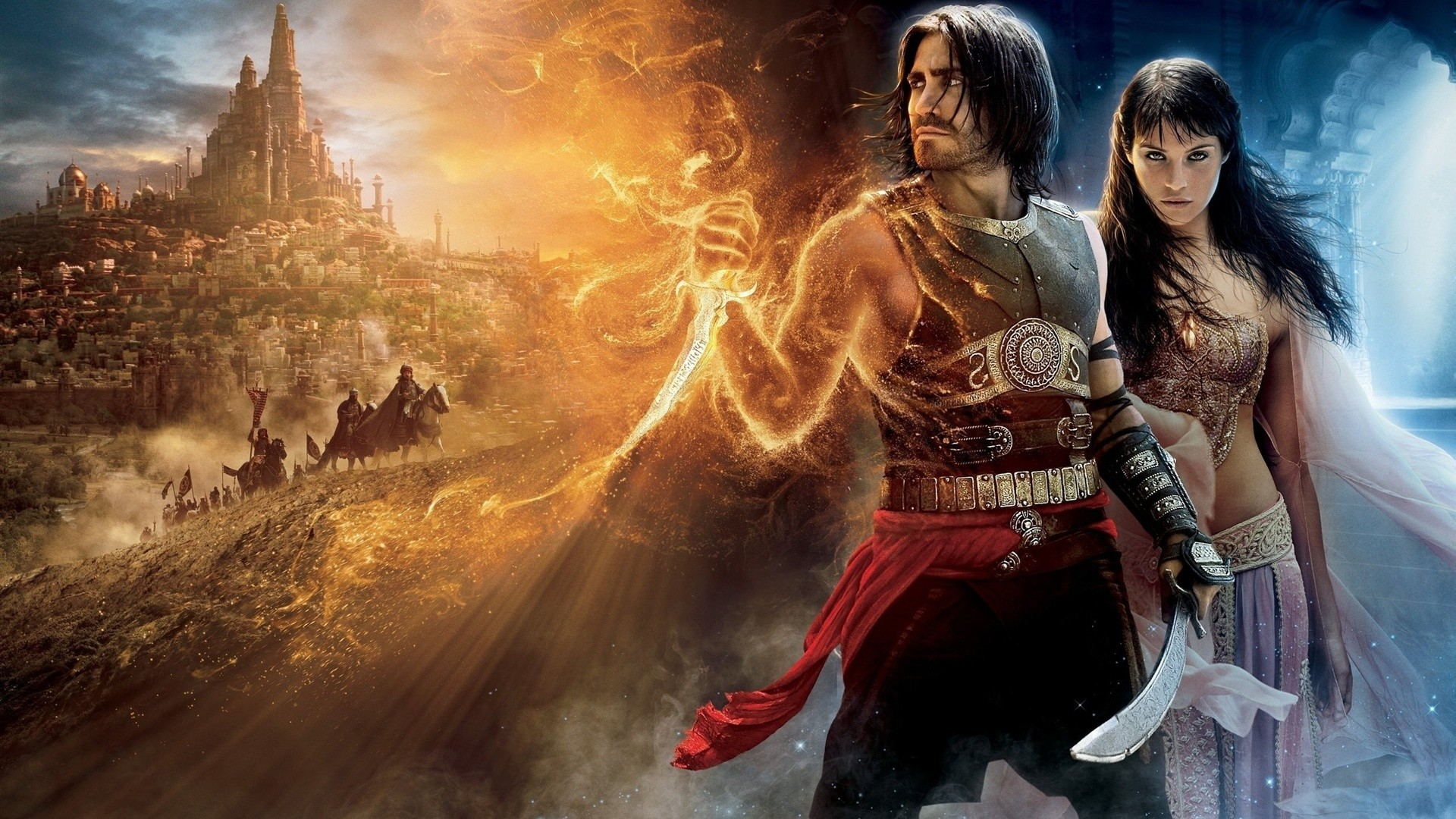 prince of persia hd wallpaper,action adventure game,cg artwork,games,mythology,strategy video game