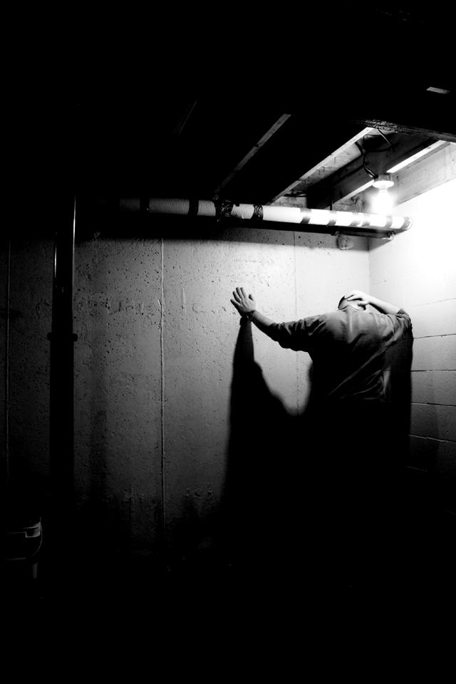 alone boy wallpaper,white,black,photograph,darkness,black and white