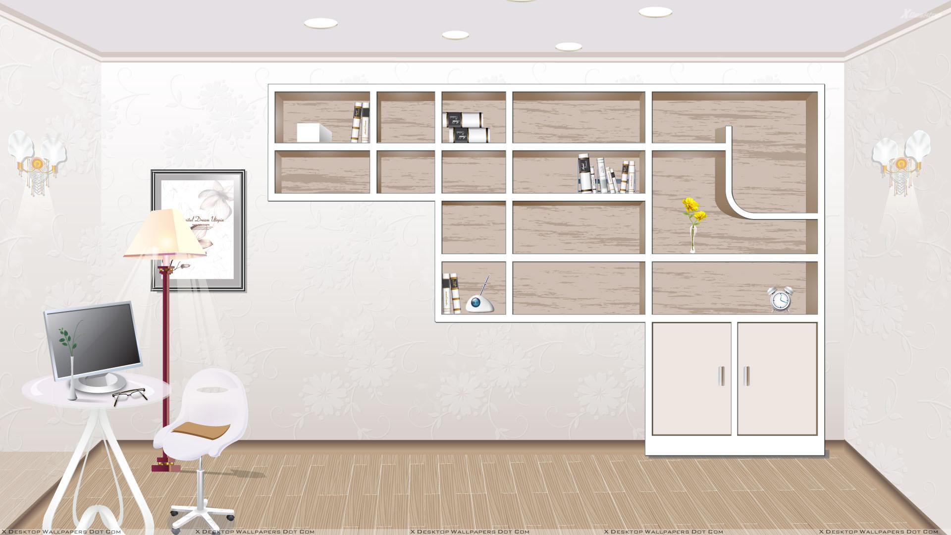 office desktop wallpaper,room,wall,interior design,furniture,floor