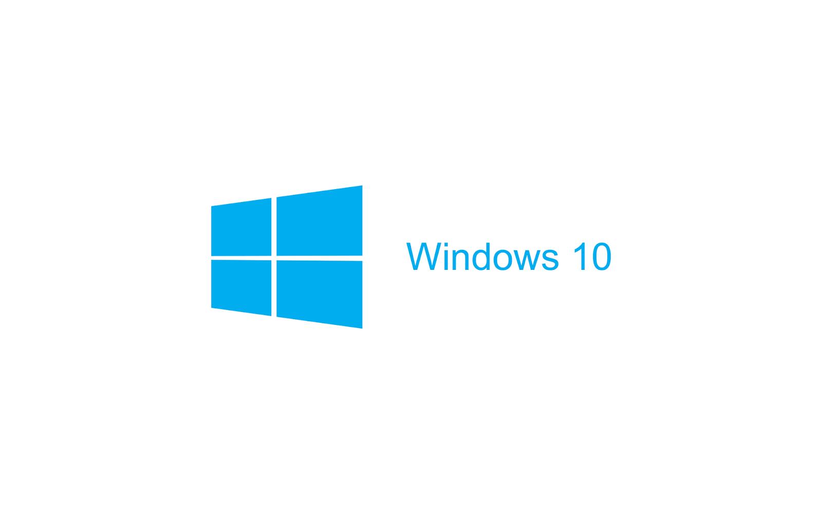 windows 10 wallpaper download,logo,turquoise,text,azure,font