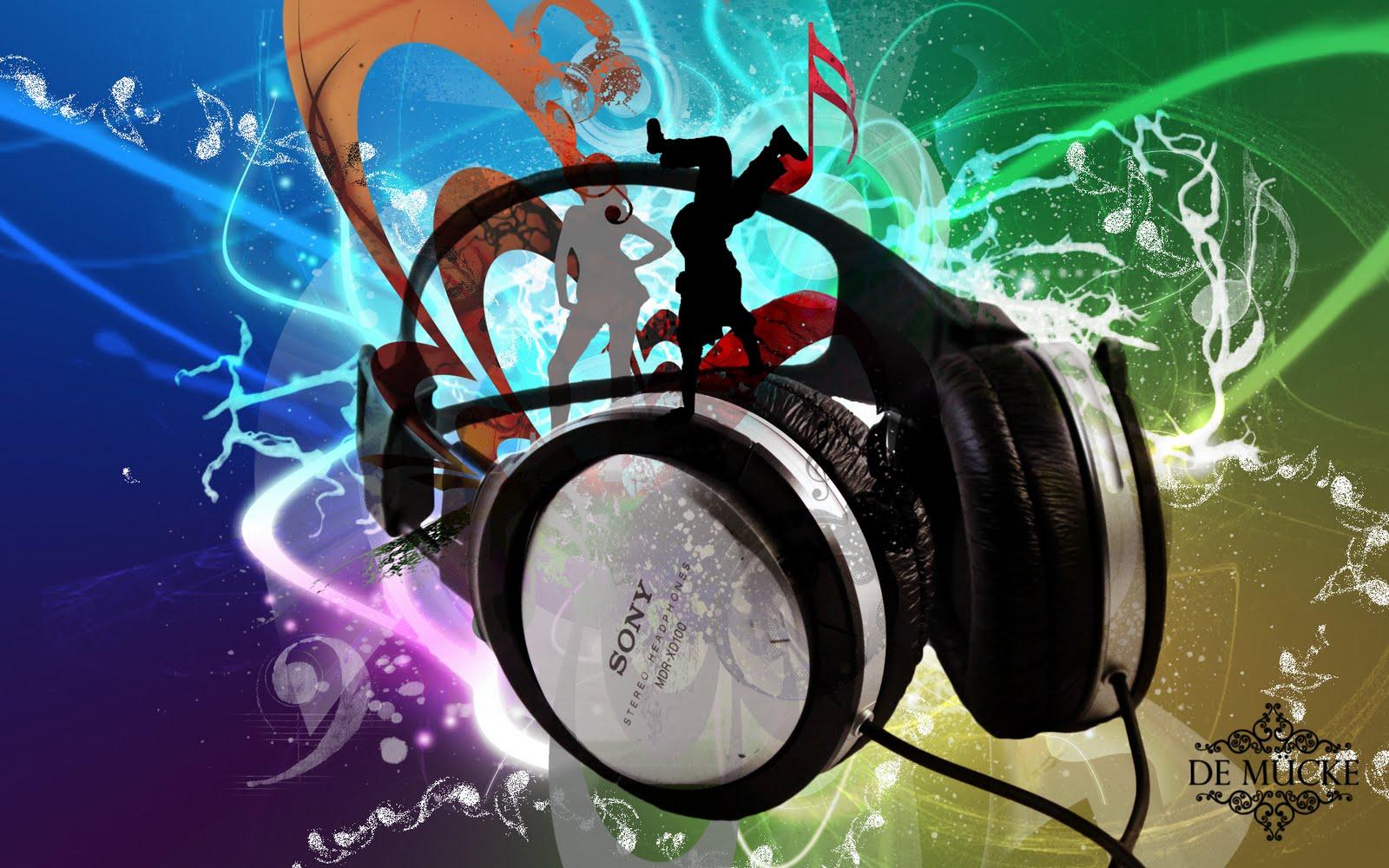 music wallpaper hd,headphones,audio equipment,gadget,graphic design,personal protective equipment