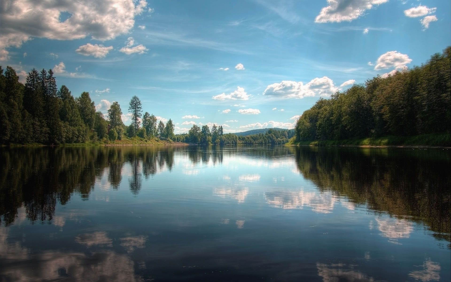 nature photo wallpaper,reflection,sky,body of water,nature,natural landscape