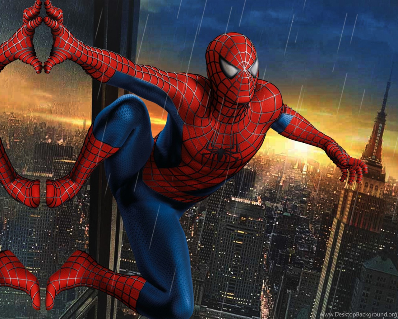 spiderman 3d wallpaper,spider man,superhero,fictional character,cg artwork,fiction
