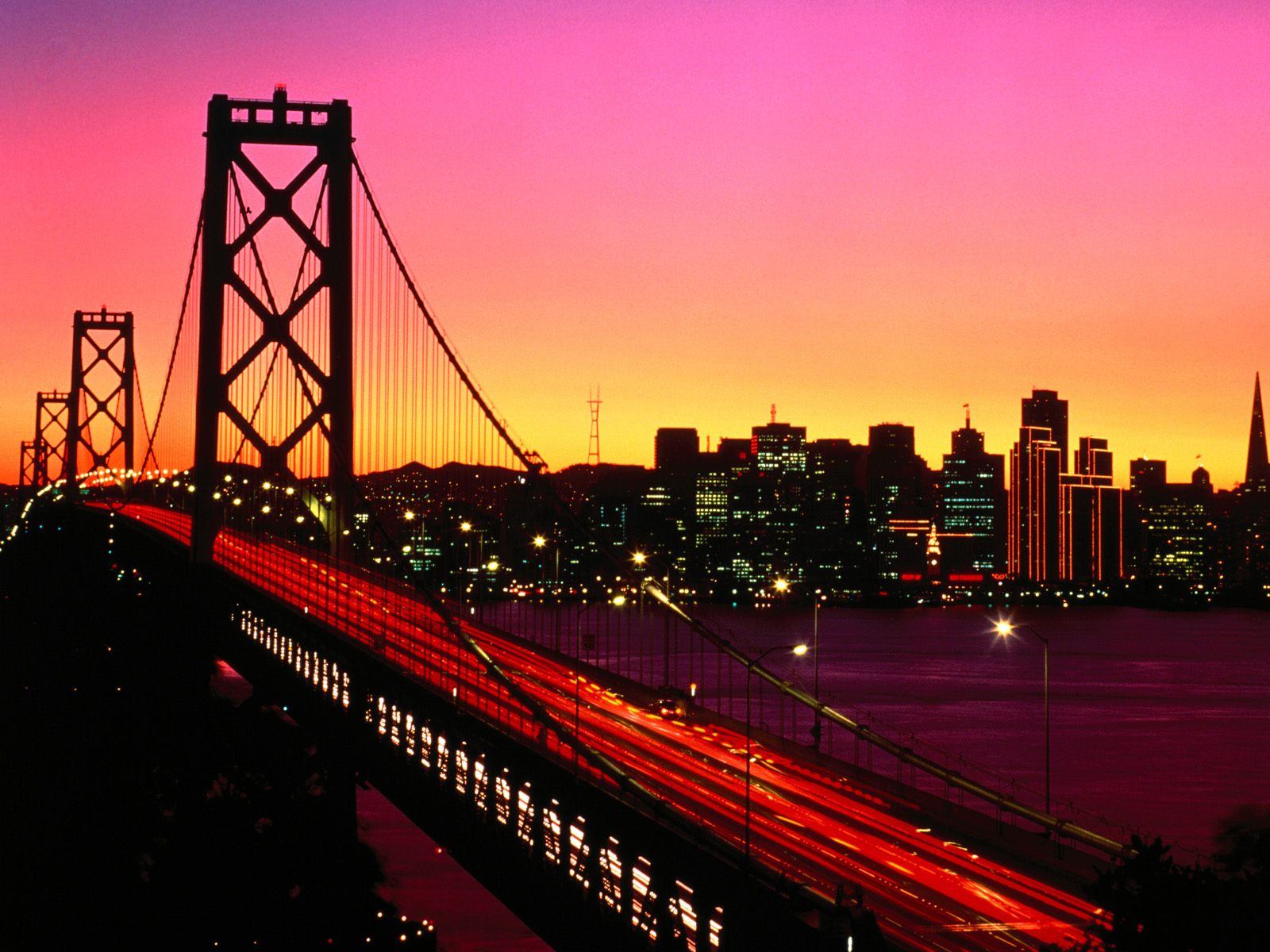 california wallpaper,cityscape,metropolitan area,bridge,city,landmark