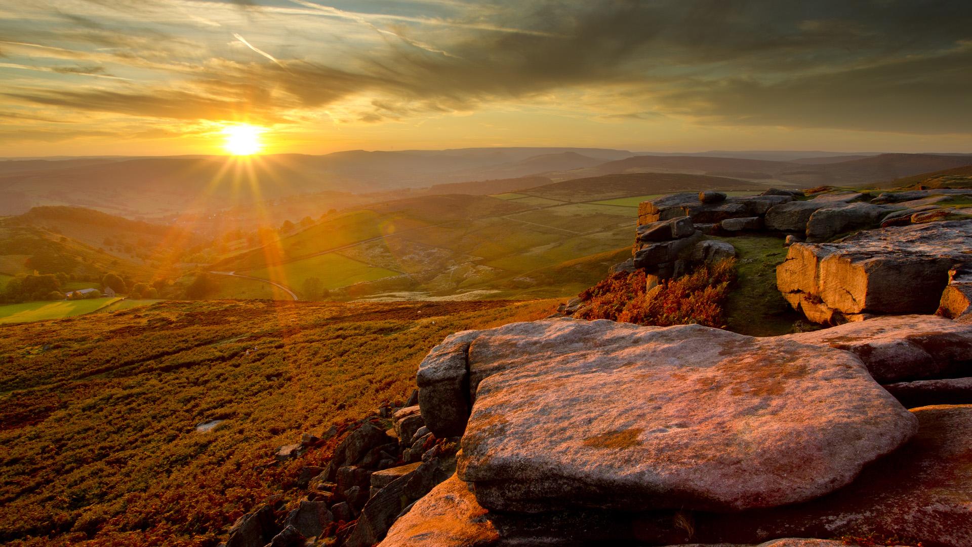 amazing landscape wallpapers,sky,nature,natural landscape,rock,horizon