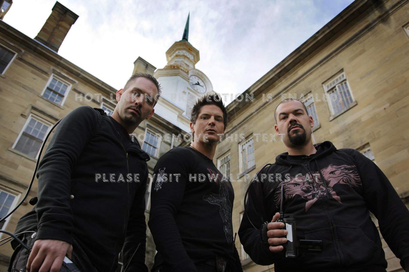 ghost adventures wallpaper,tourism,architecture,event,travel,building