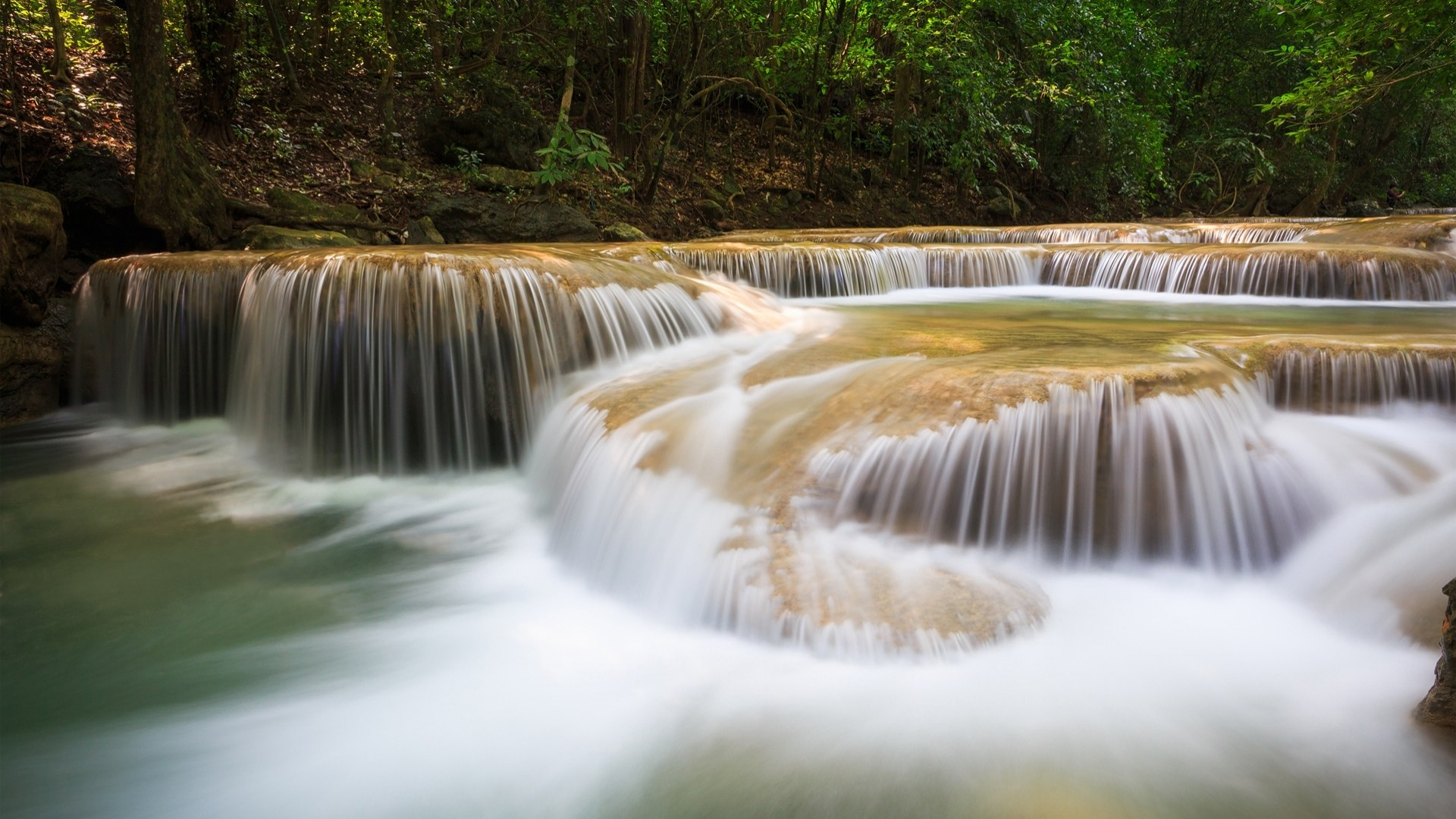 nature wallpaper full hd,water resources,body of water,waterfall,natural landscape,nature