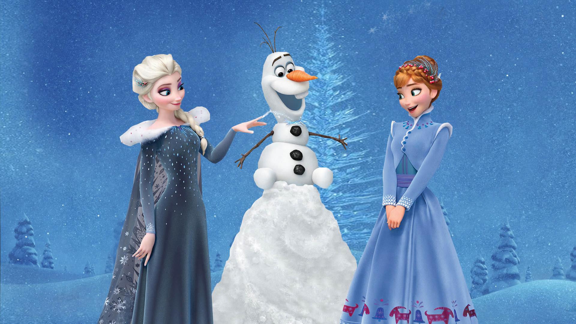 frozen wallpaper,white,cartoon,snow,animation,animated cartoon