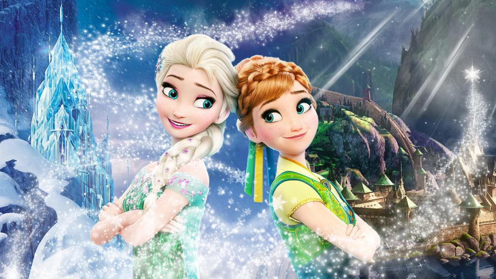 frozen wallpaper,animated cartoon,doll,cg artwork,fictional character,animation