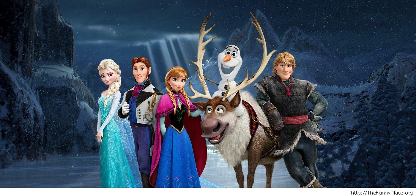frozen wallpaper,reindeer,animated cartoon,animation,deer,illustration