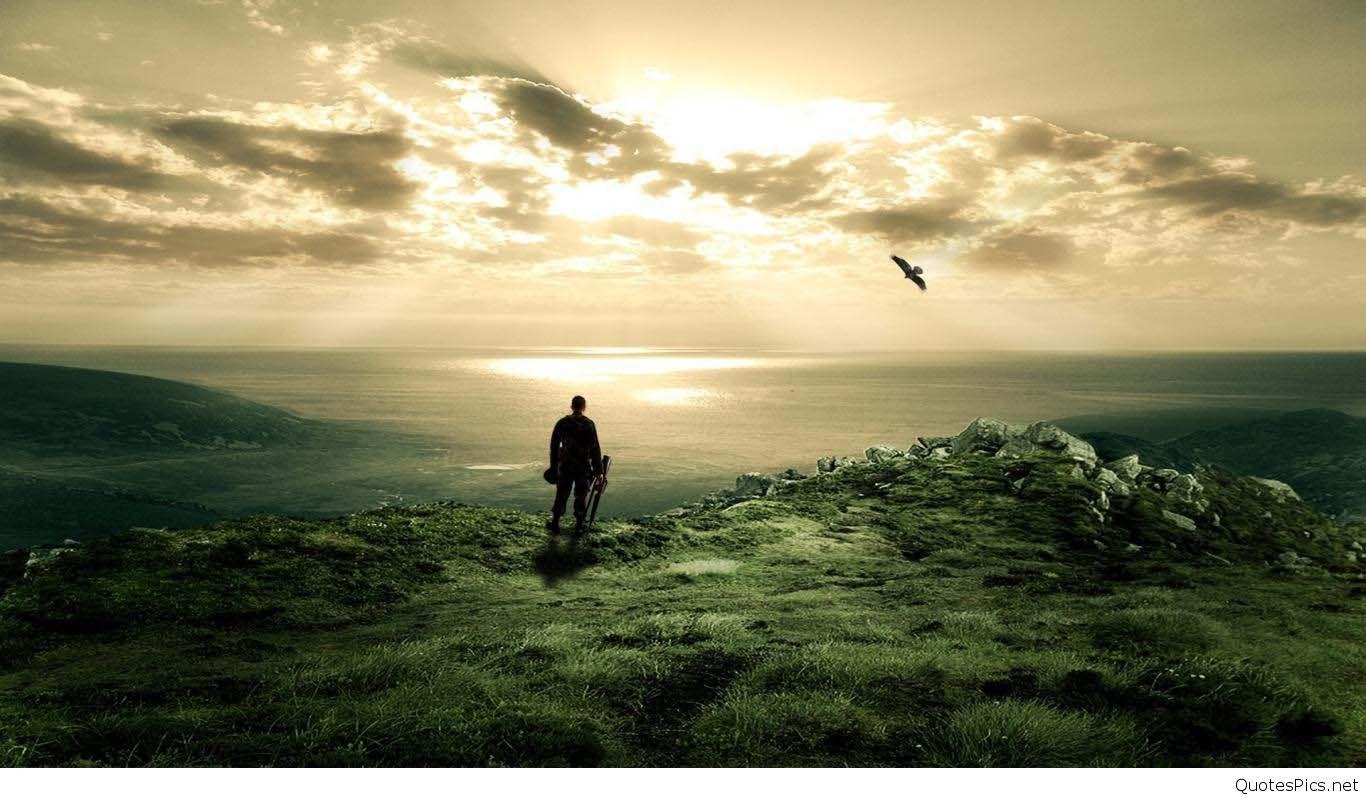 alone wallpaper,sky,nature,photograph,horizon,natural landscape