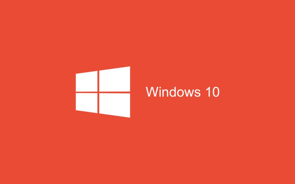 windows 10 wallpaper hd,red,text,logo,font,orange