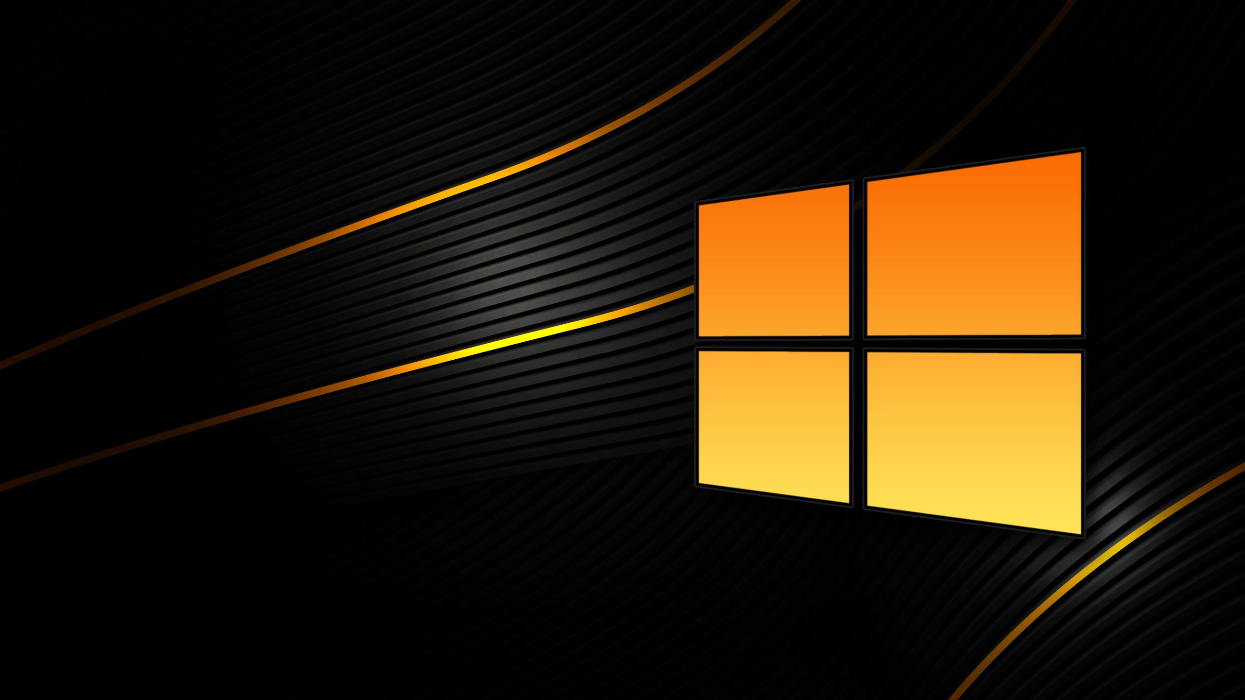windows 10 wallpaper hd,yellow,orange,light,line,design