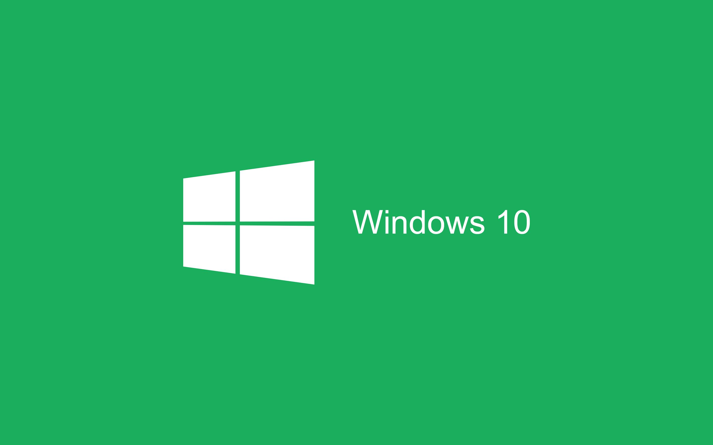 windows 10 wallpaper hd,green,text,font,logo,line