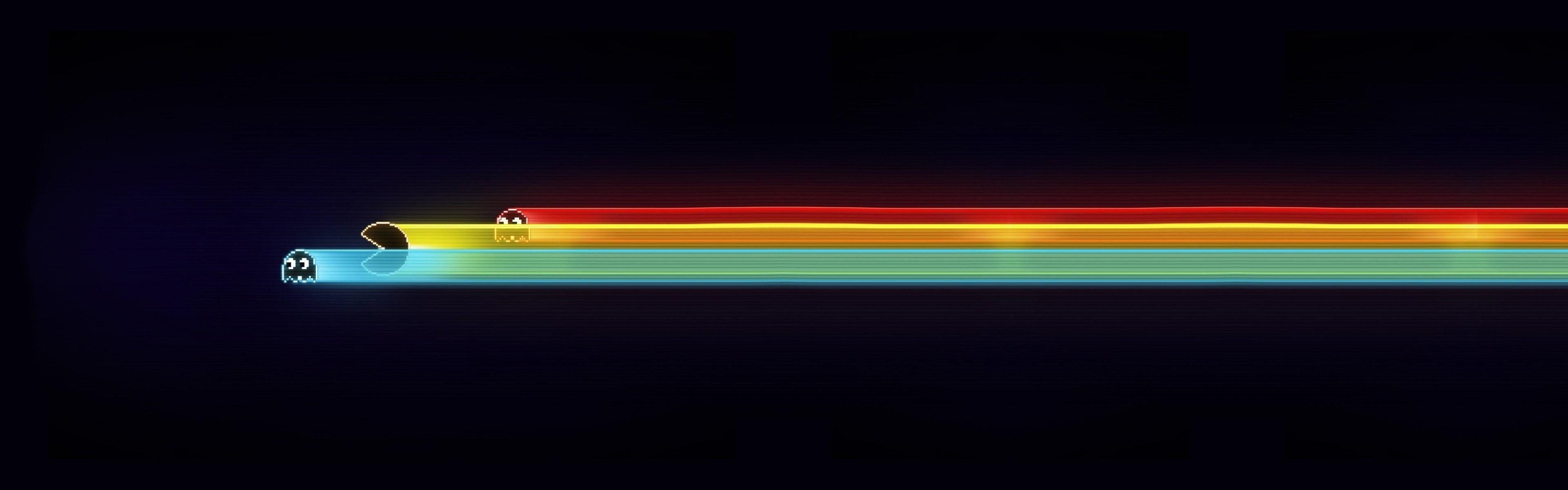 dual screen wallpaper,light,atmosphere,line,sky,horizon