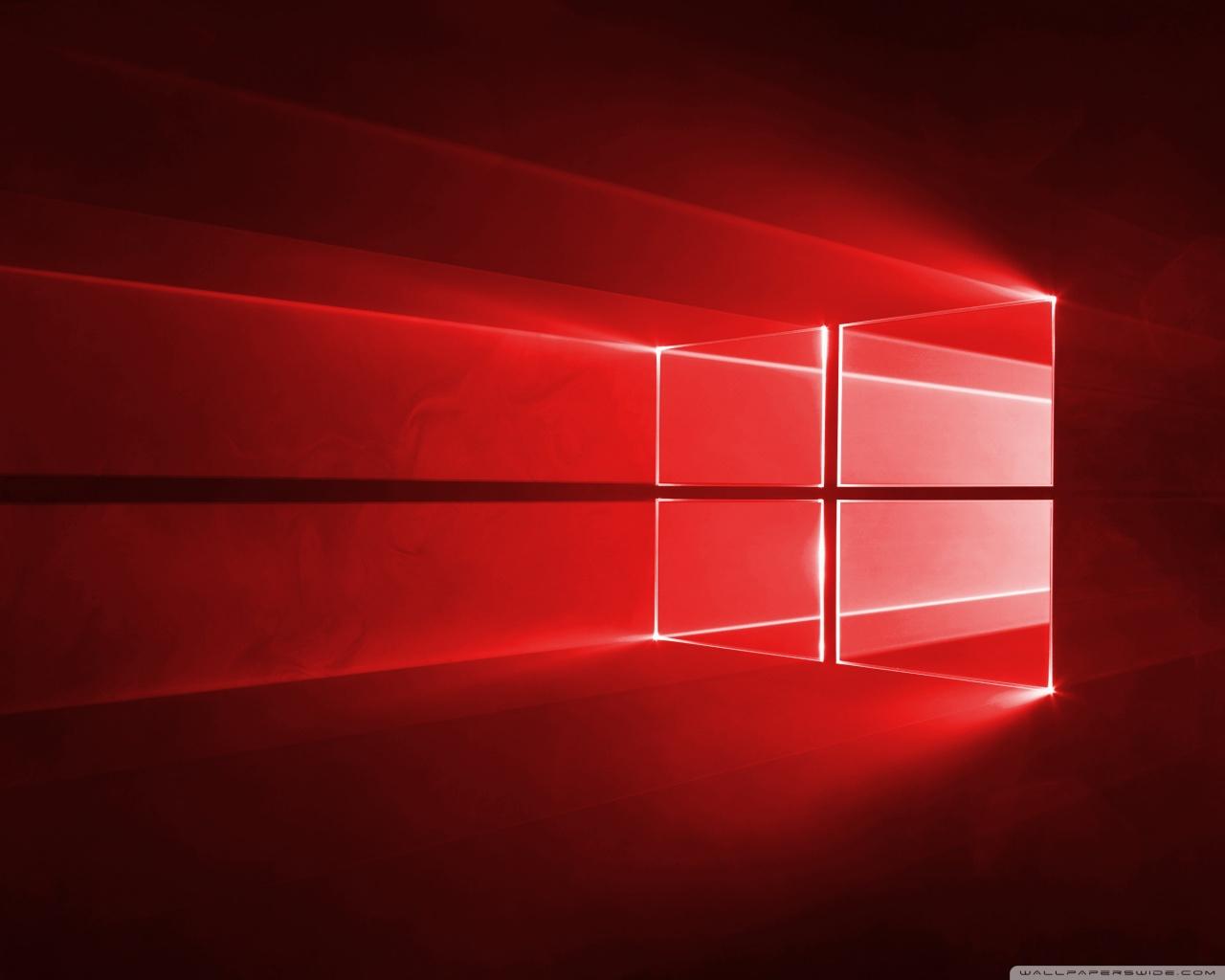 red windows 10 wallpaper,red,light,lighting,shelf,line