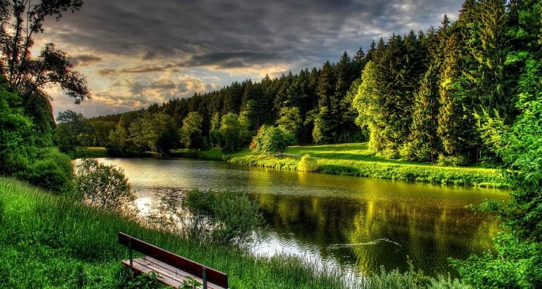 nature view wallpaper,natural landscape,nature,reflection,water,natural environment