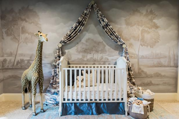 animal nursery wallpaper,furniture,room,product,giraffe,nursery