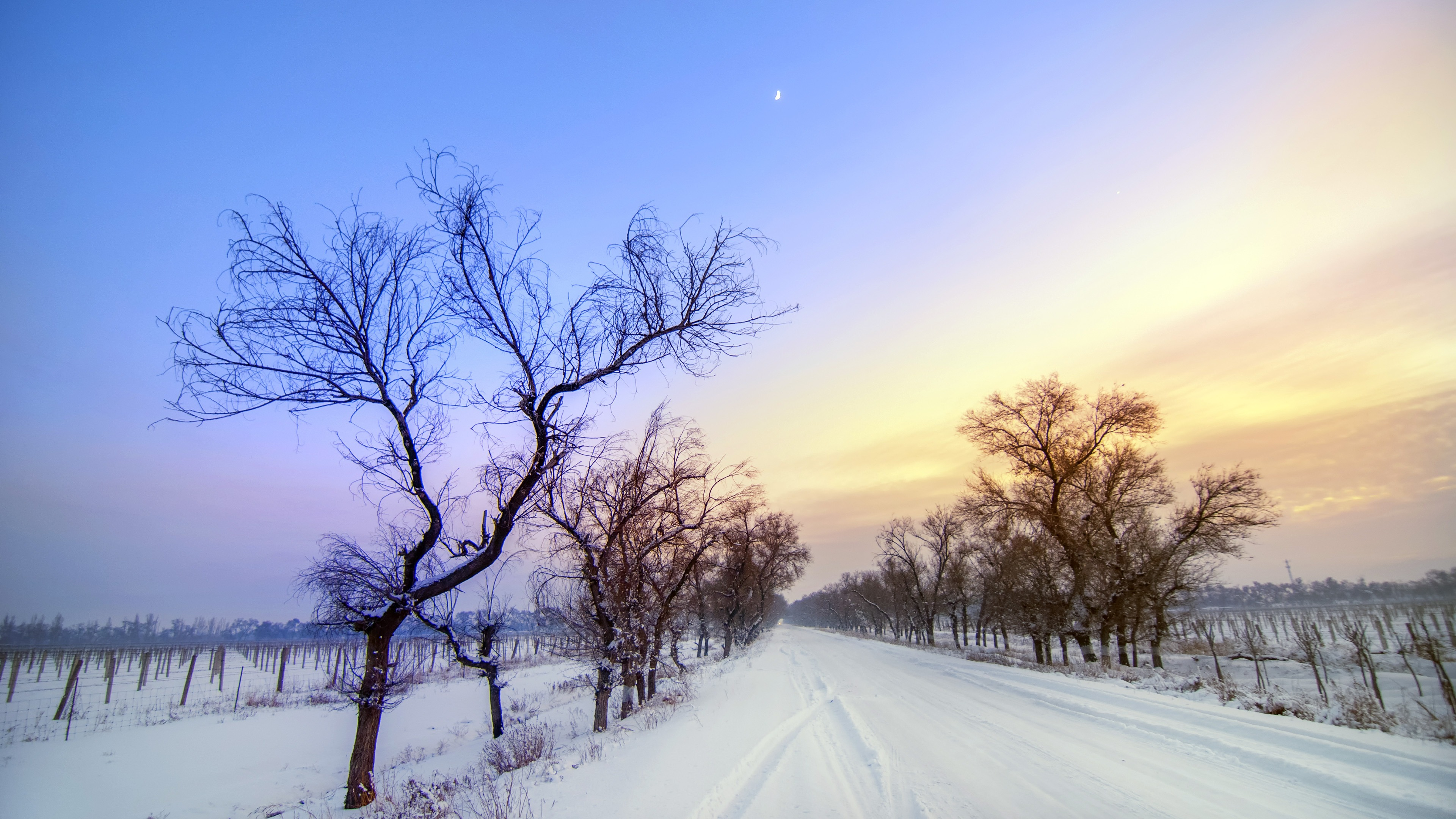 4k ultra hd wallpapers,snow,winter,sky,natural landscape,nature
