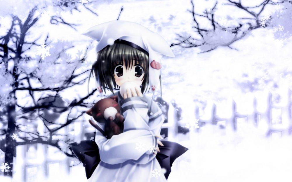 anime girl wallpaper,anime,cartoon,black hair,cg artwork,hime cut