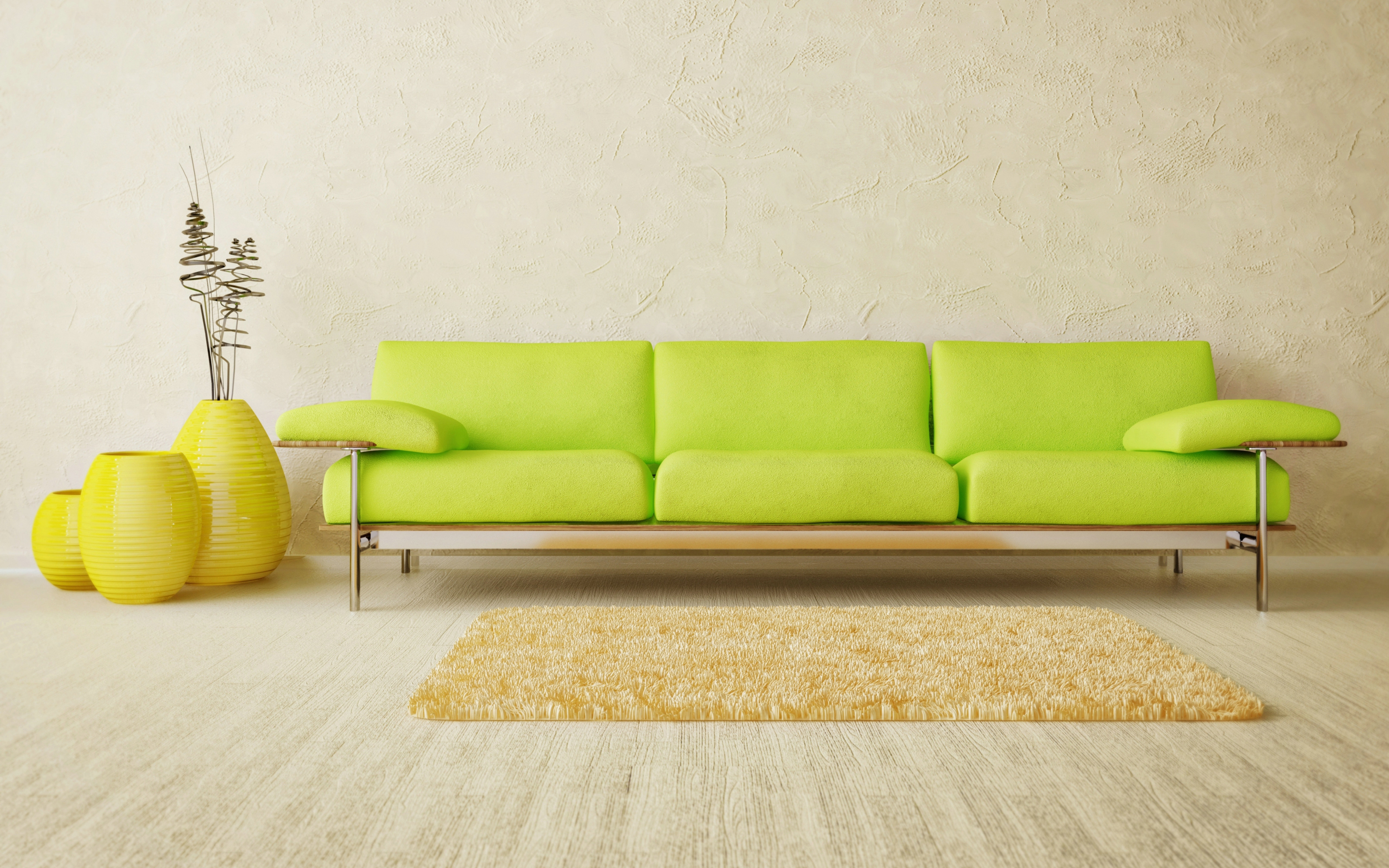 yellow living room wallpaper,furniture,couch,yellow,living room,sofa bed
