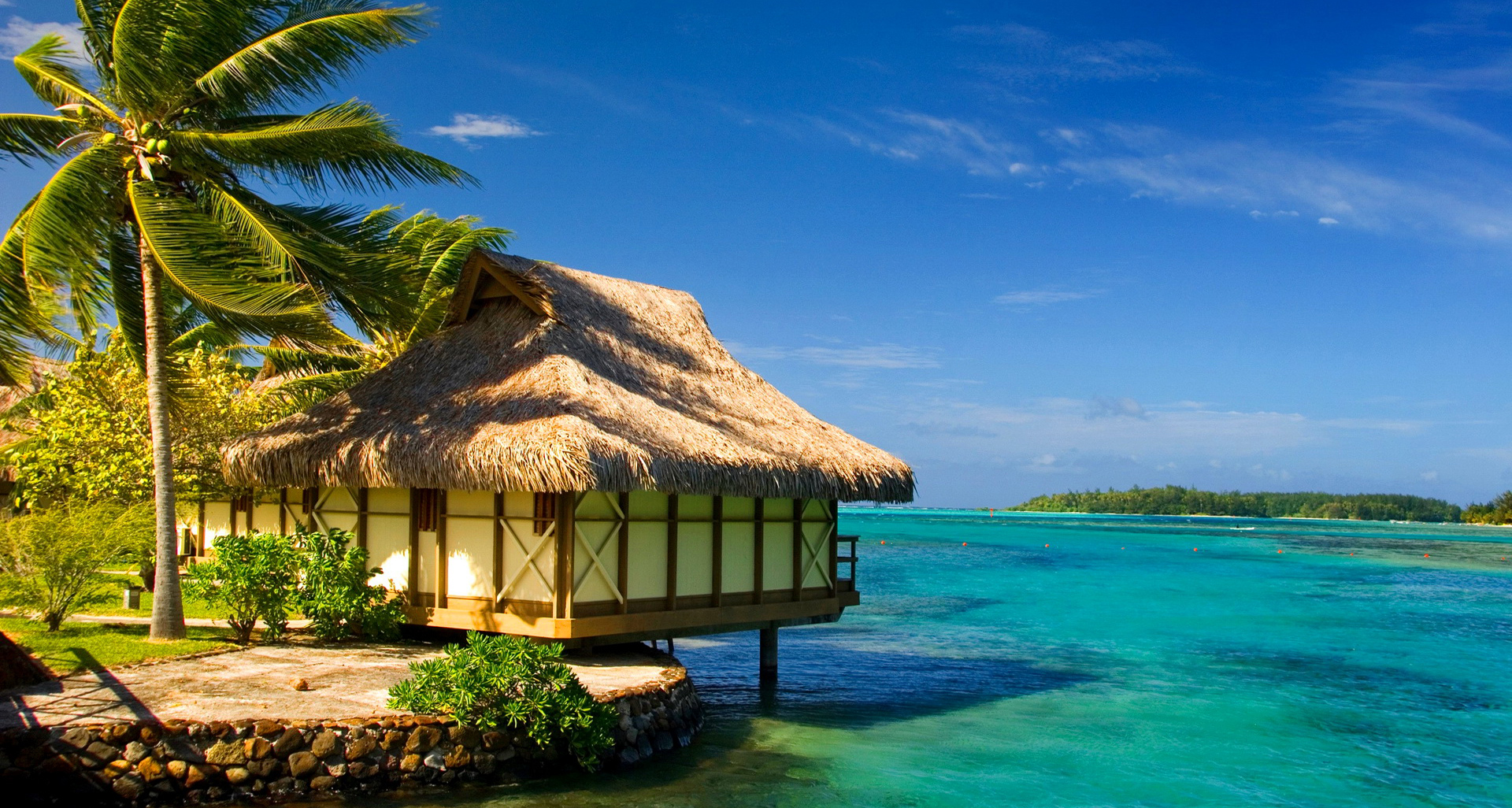 natural images hd wallpaper desktop background,tropics,resort,caribbean,property,vacation