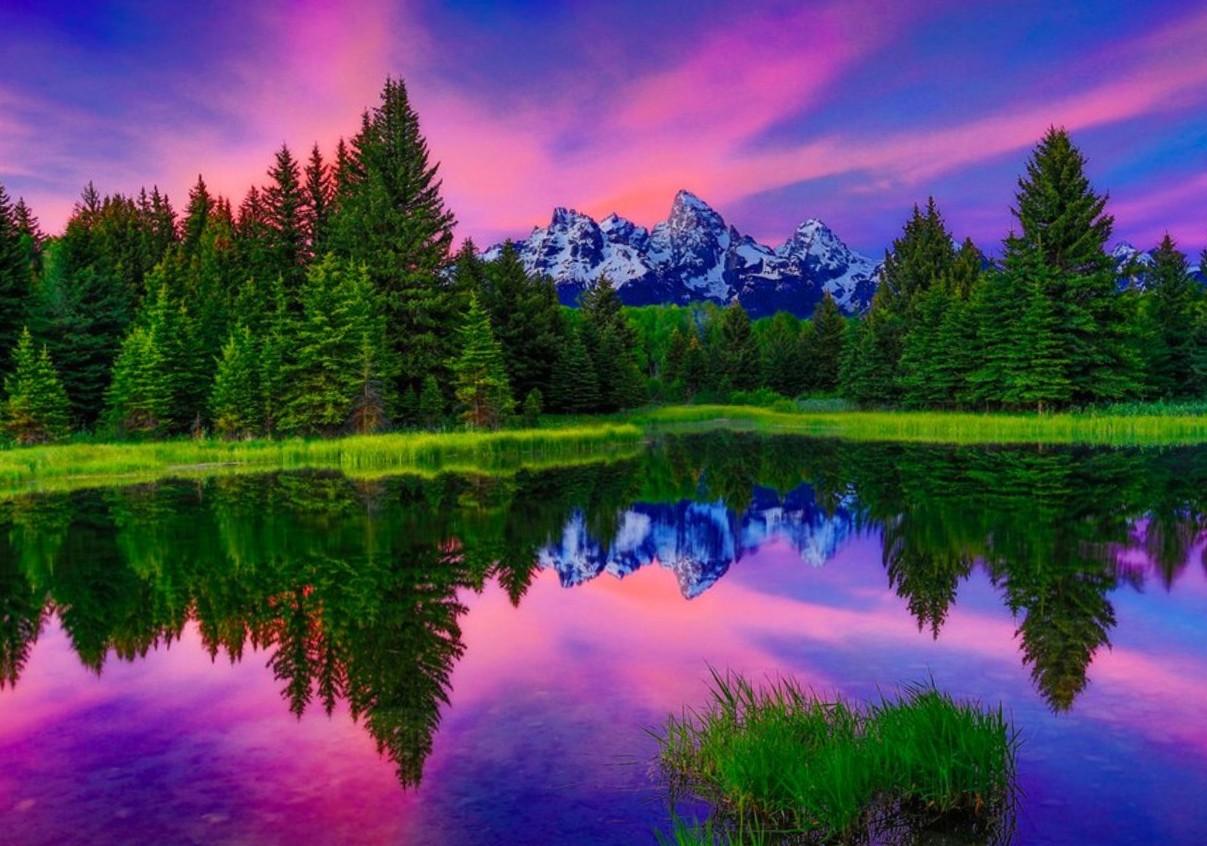 natural images hd wallpaper desktop background,reflection,natural landscape,nature,sky,blue