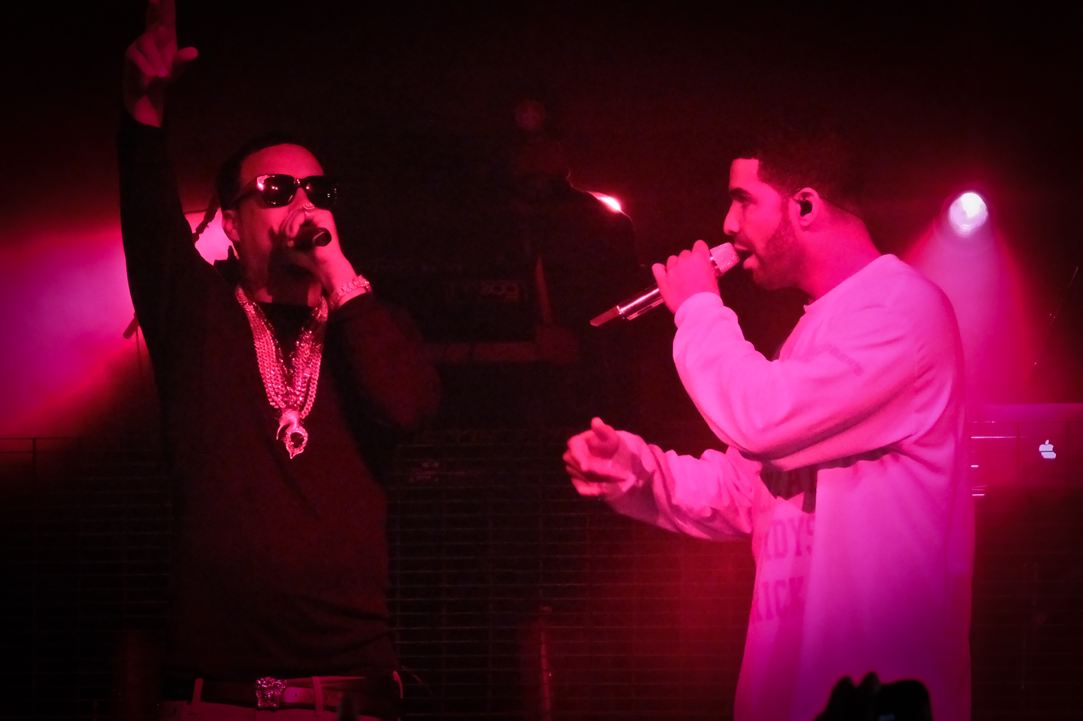 french montana wallpaper,performance,entertainment,performing arts,red,concert