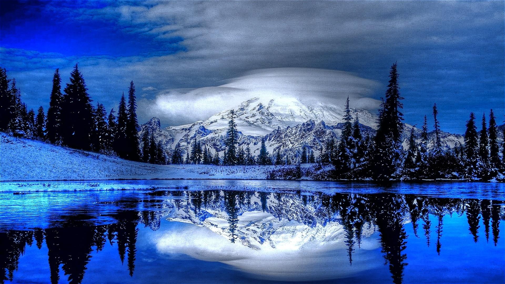 tumblr live wallpaper,sky,nature,natural landscape,reflection,blue
