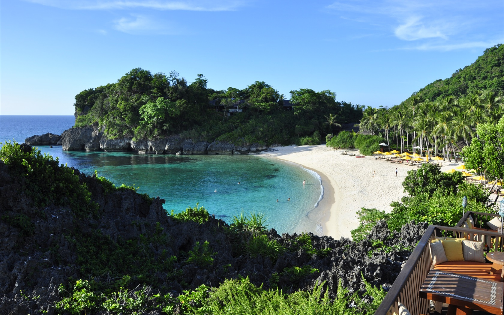 boracay wallpaper,body of water,natural landscape,nature,coast,nature reserve