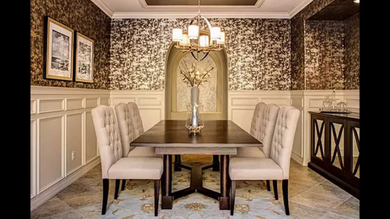 dining room wallpaper ideas,room,dining room,interior design,property,furniture