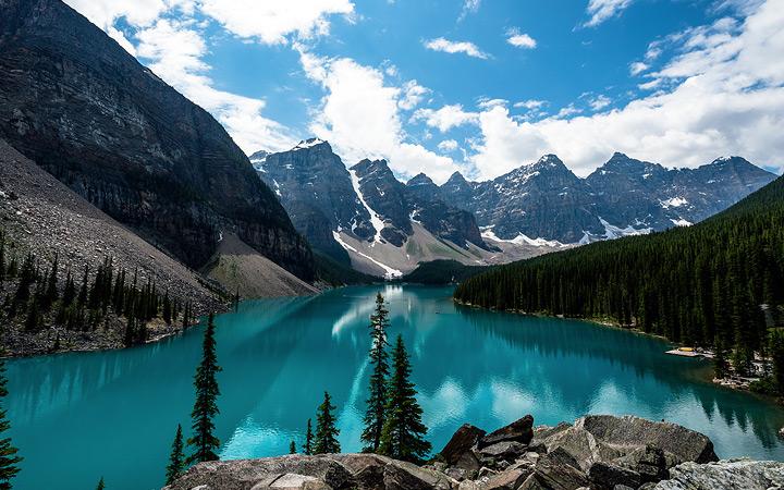 wallpaper for macbook pro retina display,mountain,natural landscape,mountainous landforms,body of water,nature
