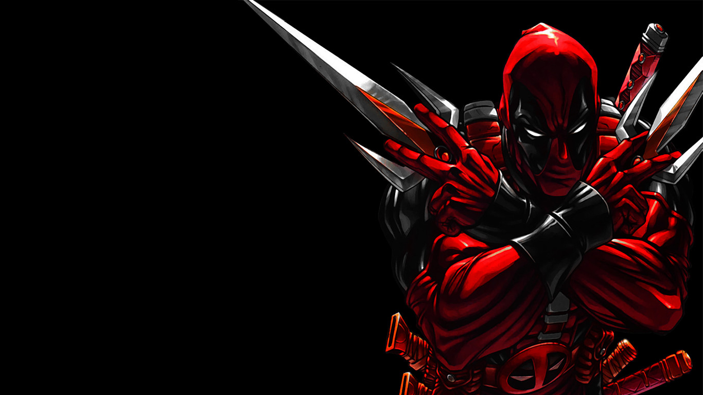 deadpool 1080p wallpaper,fictional character,superhero,deadpool,cg artwork,hero