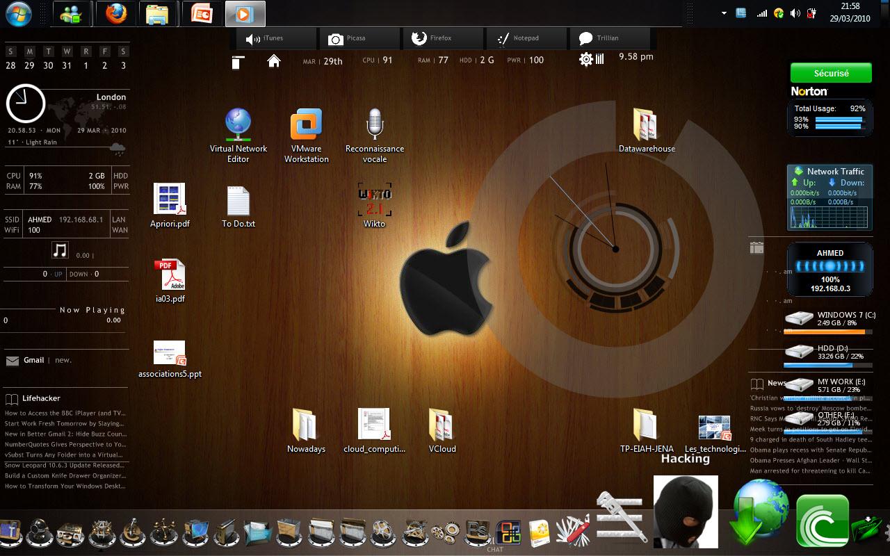 3d moving wallpaper for windows 7,screenshot,text,software,technology,computer program