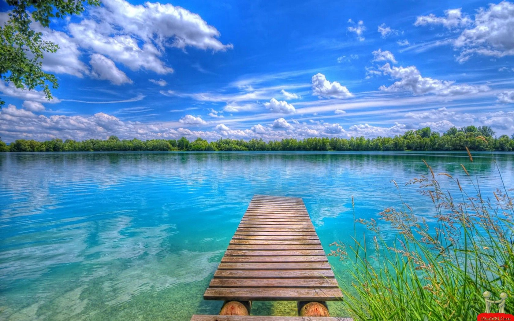beautiful view wallpaper,natural landscape,nature,sky,water,reflection