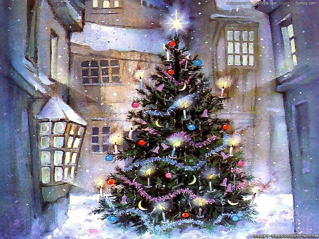 christmas wallpaper hd,christmas tree,christmas,colorado spruce,christmas decoration,tree