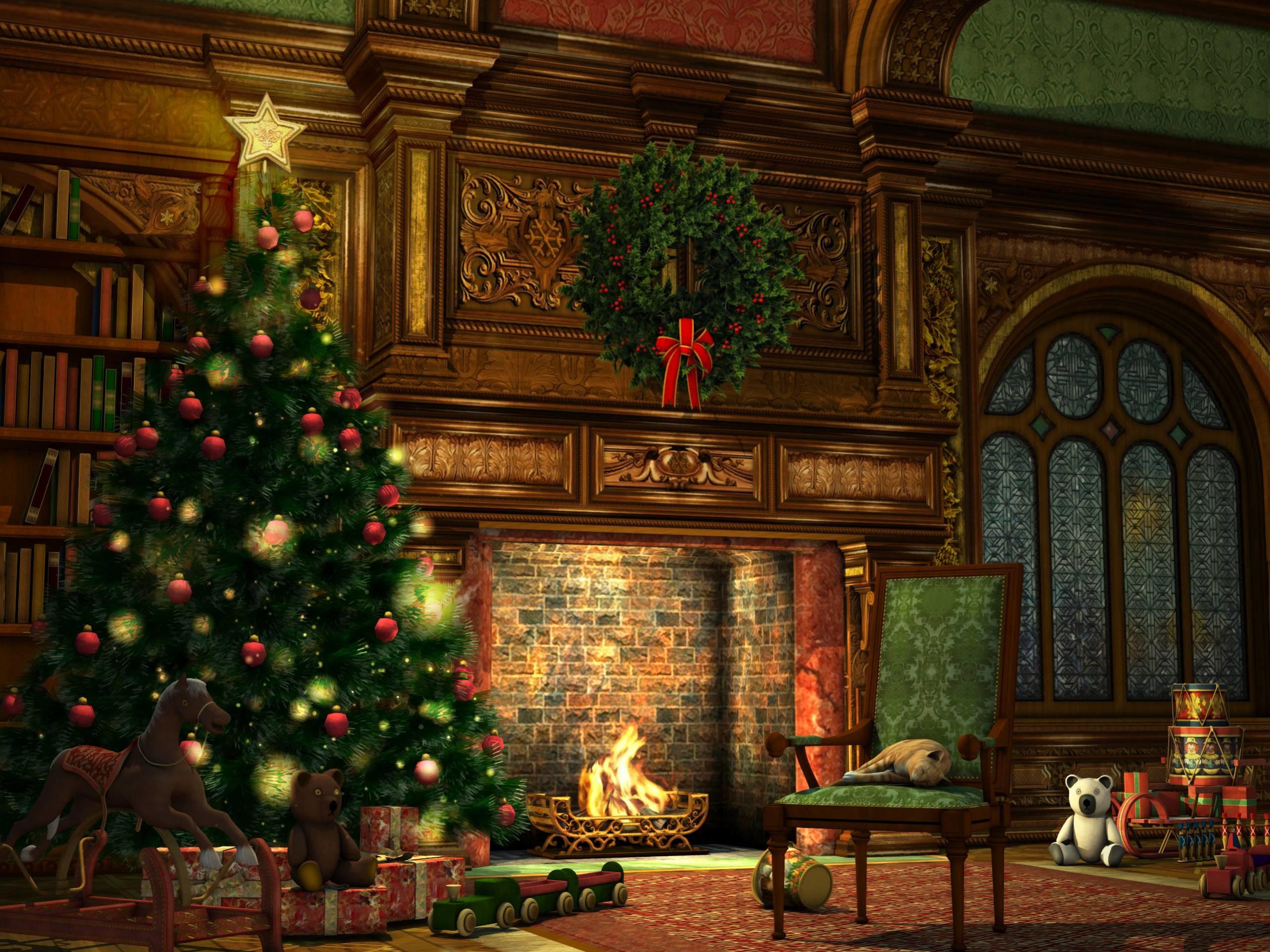 christmas wallpaper hd,christmas tree,christmas,tree,christmas decoration,christmas eve