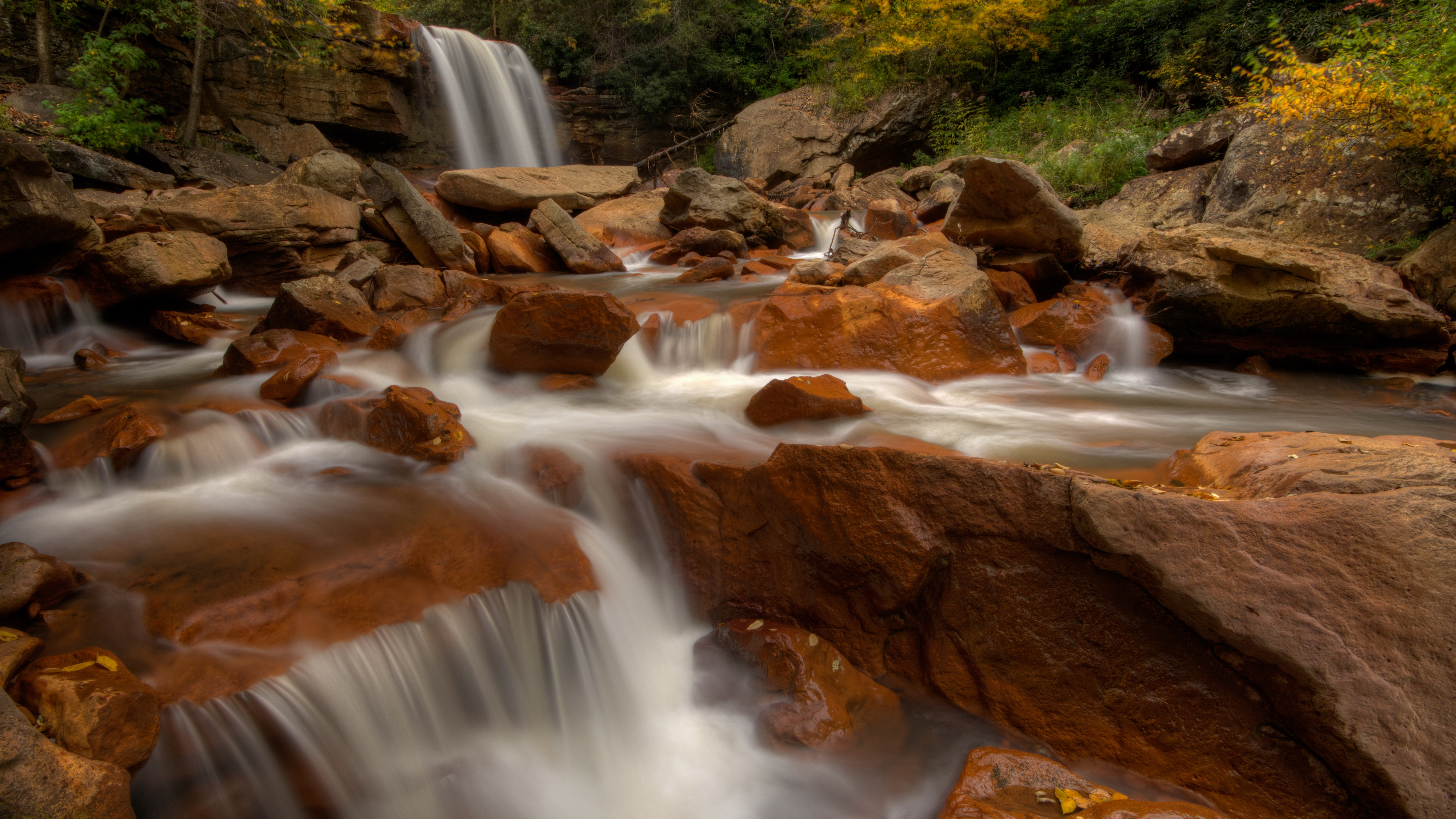 ultra hd wallpapers 8k 7680x4320 nature,water resources,body of water,natural landscape,waterfall,nature