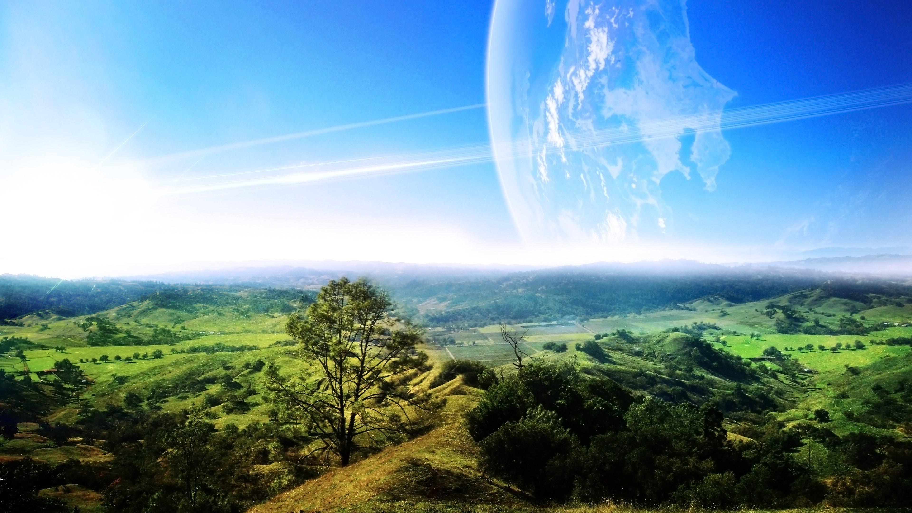 wallpaper 3840x2160 uhd 4k,sky,natural landscape,nature,vegetation,atmosphere