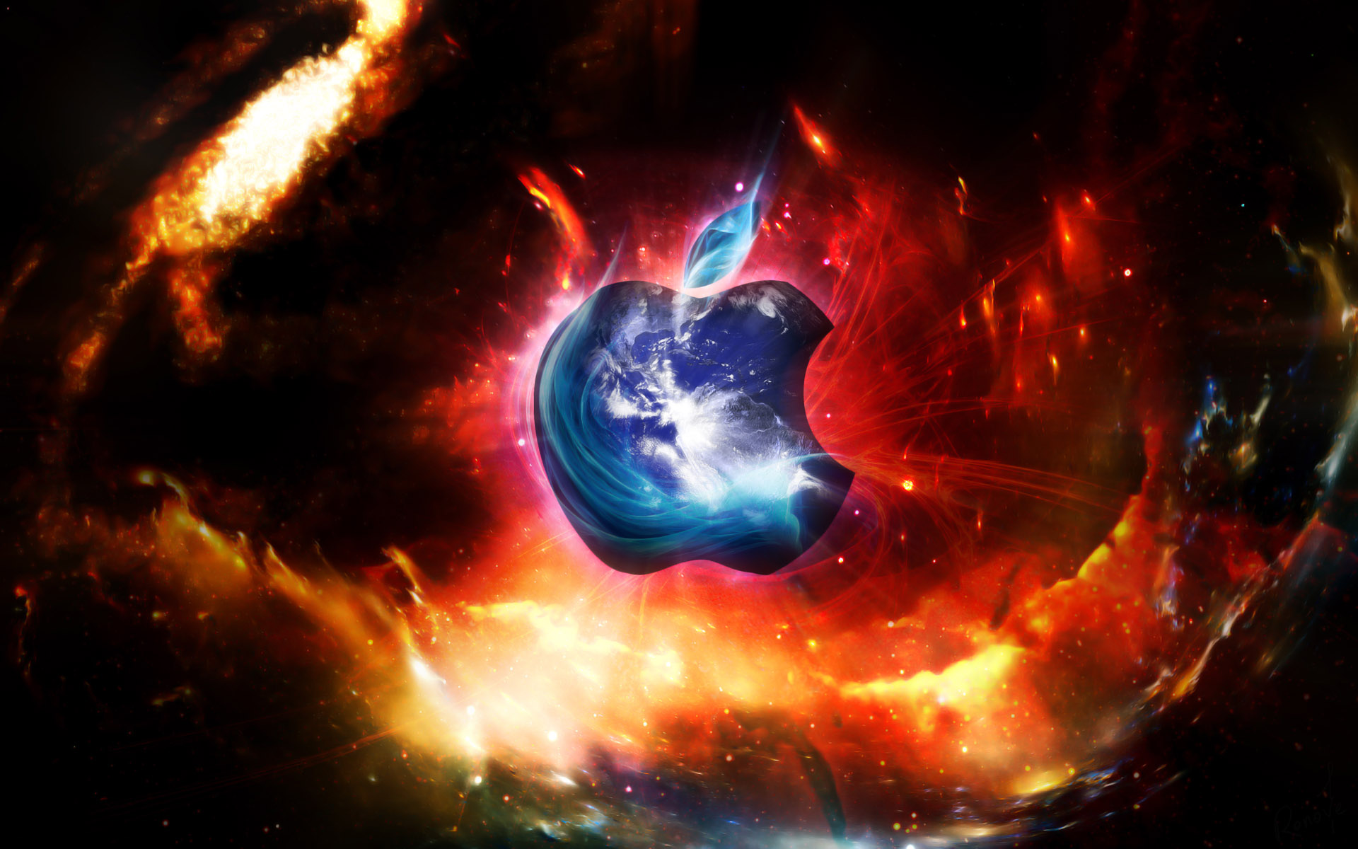 cool mac wallpapers,nature,astronomical object,outer space,space,nebula